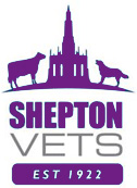Shepton Vet veterinary surgery logo